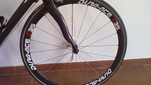 decorazione pvc prespaziato su cerchi bici corsa